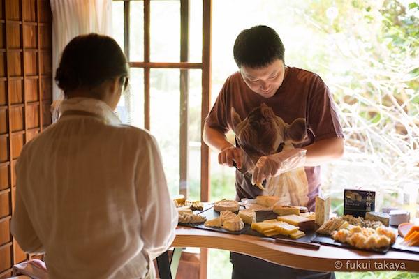 日本のチーズ、日本のワインを丁寧に伝えたい。柴本幹也さん | Bar 湘南ファーム