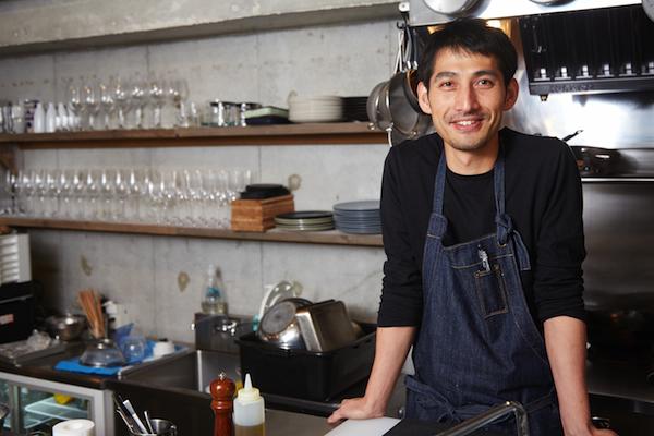 顔の見える生産者を大切に。 藤田 善平さん|Atelier Fujita