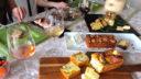 きのこと根菜をプラスして、秋色に。|チーズが主役!のケーク・サレ①