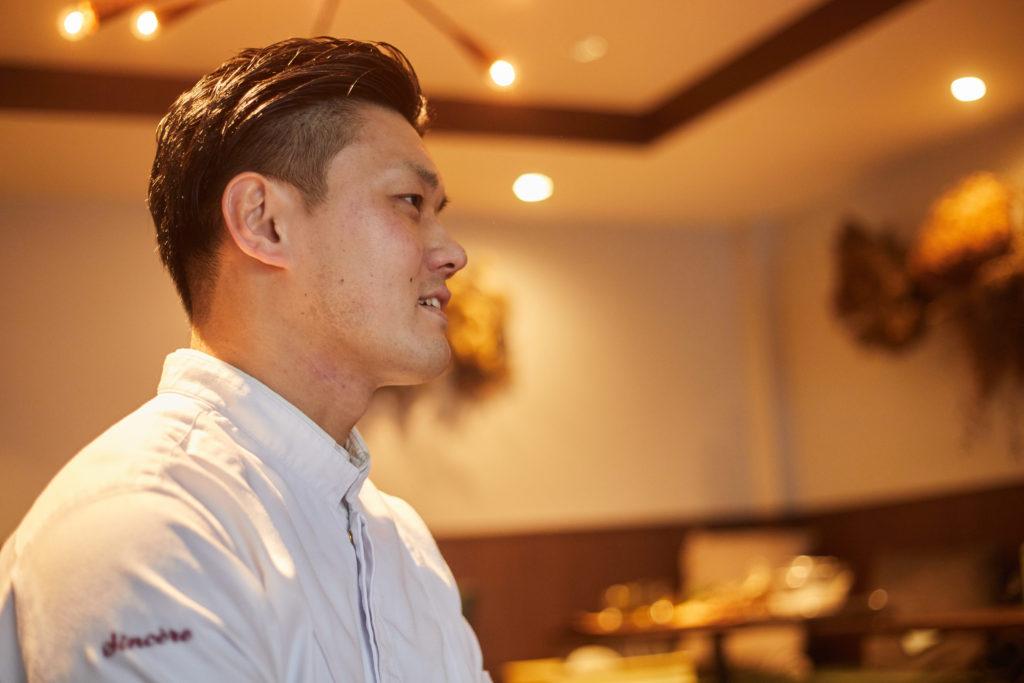 五感で味わう食のエンターテインメント。大山恵介さん|SINCERE