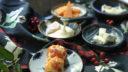豆皿や小さな器に盛るだけ!おつまみチーズが、グッと素敵に。| クリスマス編