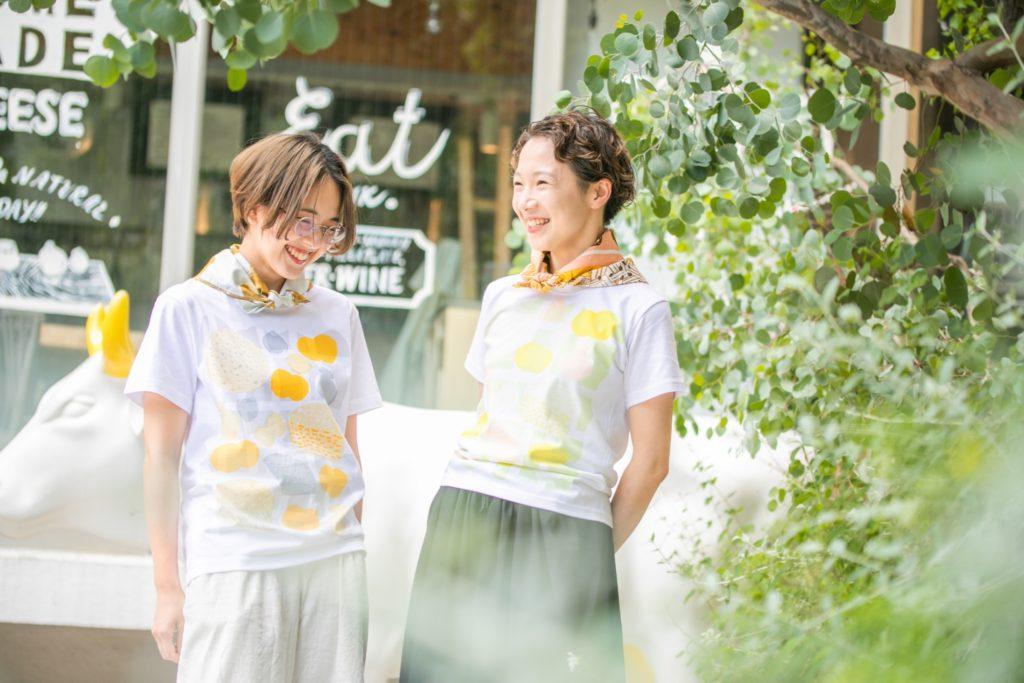 gochisou × CHEESE STANDコラボTシャツの販売