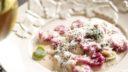リコッタサラータとビーツのニョッキ|こだわりレシピ
