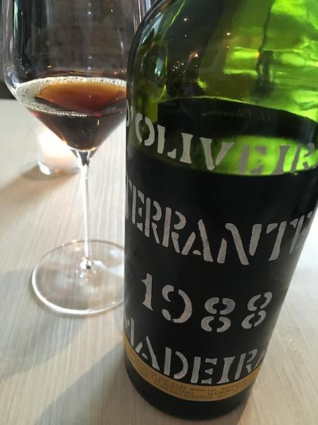 1988 D'Oliveira Terrantez