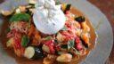東京ブッラータと夏野菜の冷製パスタ|こだわりレシピ