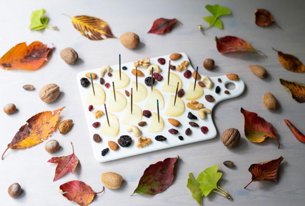 秋を楽しむカチョカヴァッロ|スタイリング