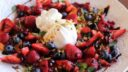 春の華やかフルーツサラダ |簡単レシピ