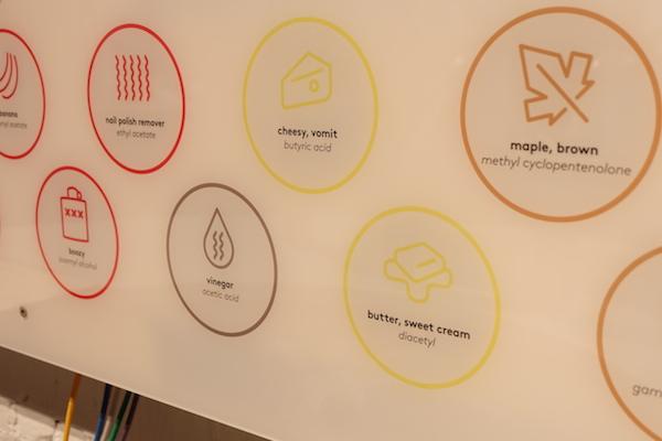 mofad flavor aroma machine