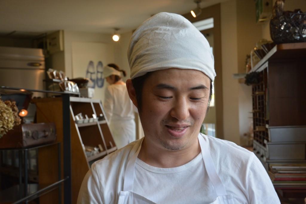 乾 武史さん|ちいさな菓子店 fika.