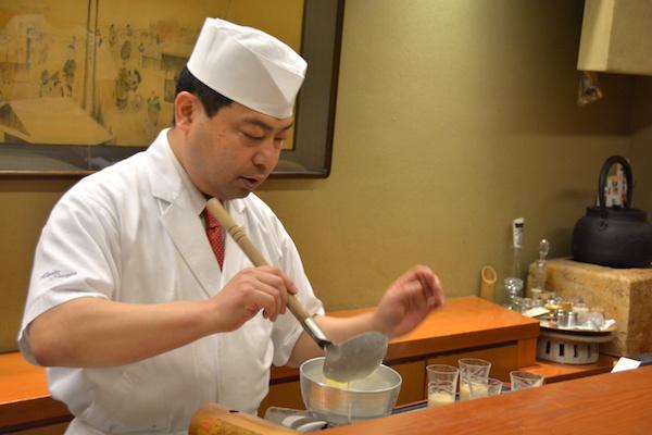 だしとチーズは相性がいいのです。野永 喜三夫さん|日本橋ゆかり
