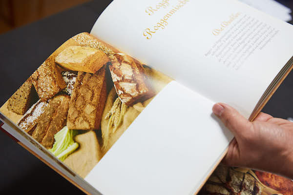 book on german bread