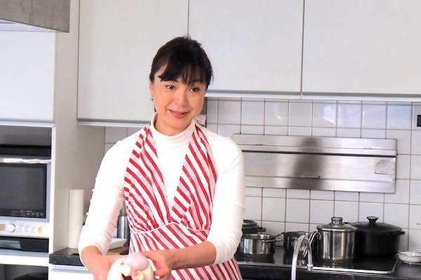 いつものおかずに、チーズをプラス。美味しさを高めるマジックを!小野孝予さん|料理研究家