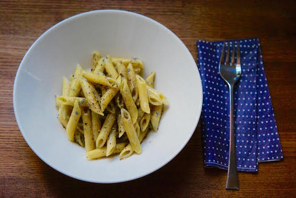 blue cheese penne