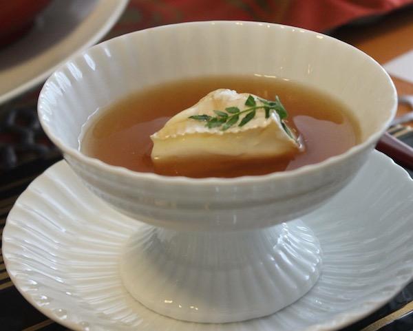 カマンベールにあんかけ。洒落た和食の一品に| 簡単レシピ