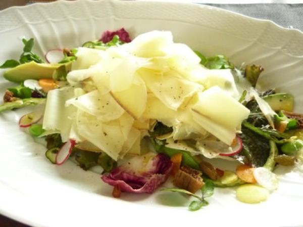 comte salad