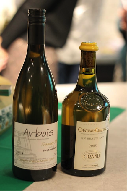 wine for comte cheese