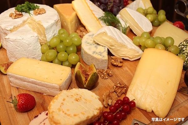 4/29(日)開催「あなた好みのチーズを見つけましょう!」in 大阪