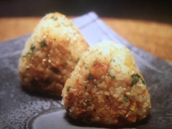 mimolette-rice-ball