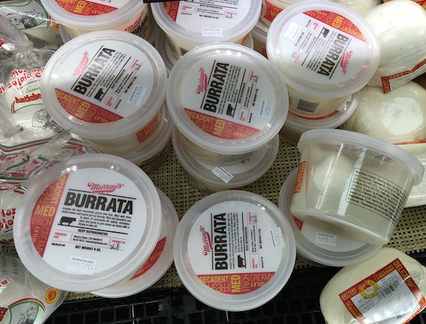 murrays burrata
