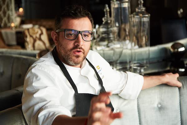 持続可能な未来と美味しさを追求する世界的シェフ。 アンドレア・フェレーロさん|ピャチェーレ