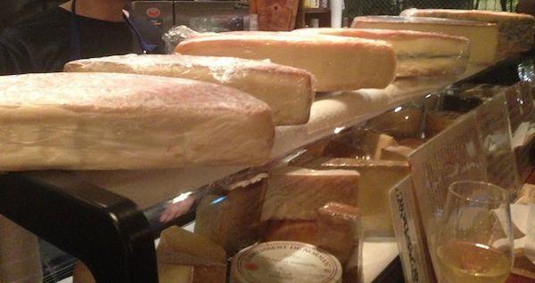 ラクレットに使われるさまざまなチーズ