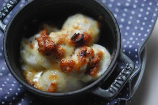 チーズがとろけて味噌も香ばしい。ホクホクな里芋料理 | 簡単チーズレシピ