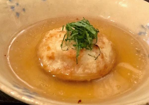 里芋とウォッシュチーズとタコの明石焼風|日本酒のプロが伝授する、チーズ料理と酒②