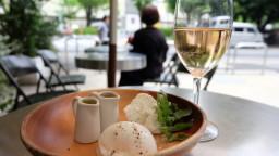 【残席わずか】はじまりのカフェ:NYロゼワインで楽しむフレッシュチーズ