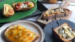 意外な組み合わせも!? とろ〜りで美味しいチーズトースト5選