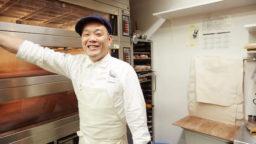 フレキシブルなプロの技で、街に溶け込むパンを焼く。割田健一さん|BEAVER BREAD