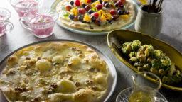 15種以上のチーズで、21種の料理を学ぶ。チーズ料理で世界を巡ろう。